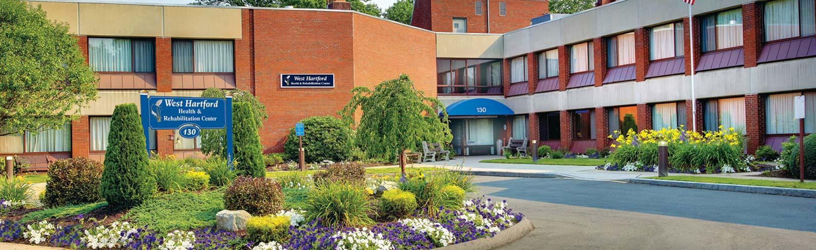 West Hartford Health & Rehabilitation Building