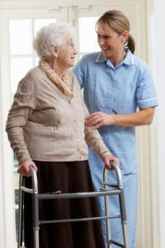skilled nursing facility tour